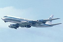 Pan Am DC-8-33