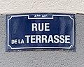 Panneau de la Rue de la Terrasse (Lyon).jpg