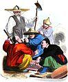 Pannemaker. Types Chinois (Asie). Auguste Wahlen. Moeurs, usages et costumes de tous les peuples du monde. 1843.jpg