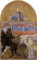 Paolo uccello, san giorgio e il drago, melobourne, 1423-25 ca.jpg