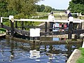 Papercourt Lock Gate - geograph.org.uk - 962648.jpg