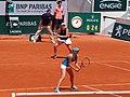 Paris-FR-75-open de tennis-2019-Roland Garros-court Mathieu-6 juin-double dames-06.jpg