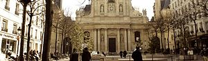 Sorbonne University (group) - Image: Paris Sorbonne