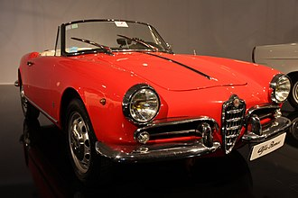 Pininfarina - Paris - Mondial de l'Automobile 2010 - Alfa Romeo Giulietta Spider - 001