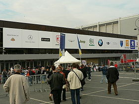 Mondial de l'automobile de Paris 2006