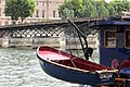 Paris 75006 Port des Saints-Pères Le Calife Pont des Arts 20130728.jpg