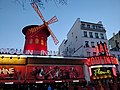 Paris 75018 Boulevard de Clichy no 82 Moulin Rouge 20180215.jpg