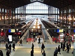 Paris Gare du Nord station - Flickr - TeaMeister.jpg