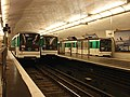 Paris Metro - Ligne 3 - Pont de Levallois - Becon 03.jpg