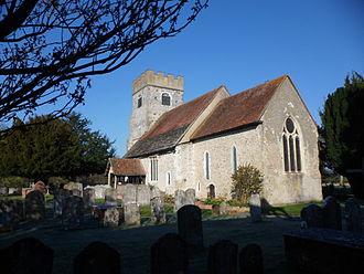Send, Surrey - Parish Church of St Mary the Virgin, Send