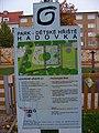 Park - dětské hřiště Hadovka, uzavřené hřiště H1, tabule.jpg