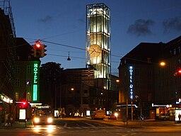 Aarhus' rådhus.