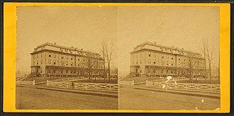 Benjamin Franklin Upton - Park Place Hotel