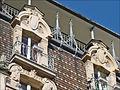 Parties hautes dun immeuble art nouveau de Jules Lavirotte (5507097121).jpg