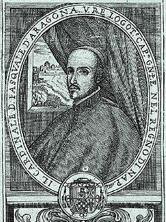Pascual de Aragón Roman Catholic archbishop