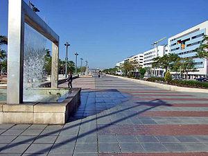 Paseo de Córdoba (Córdoba, Spain)