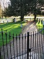 Path through the churchyard - geograph.org.uk - 1584686.jpg