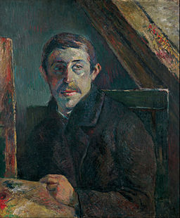 Paul Gauguin - Self-Portrait - Google Art Project