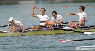Hertford College Boat Club - Paul Mattick wins gold at the 2007 World Rowing Championships in Munich