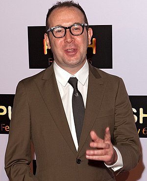 Push (2009 film) - Director Paul McGuigan at the film's premiere