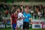 Pavel Buchta, Konstantinos Dimitriou & Jorgen Burchardt (RedC), U21 CZE-GRE 2019-10-10.jpg