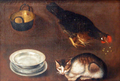 Peças de Cozinha com Gato e Galinha (1782) - Morgado de Setúbal (Museu de Évora).png
