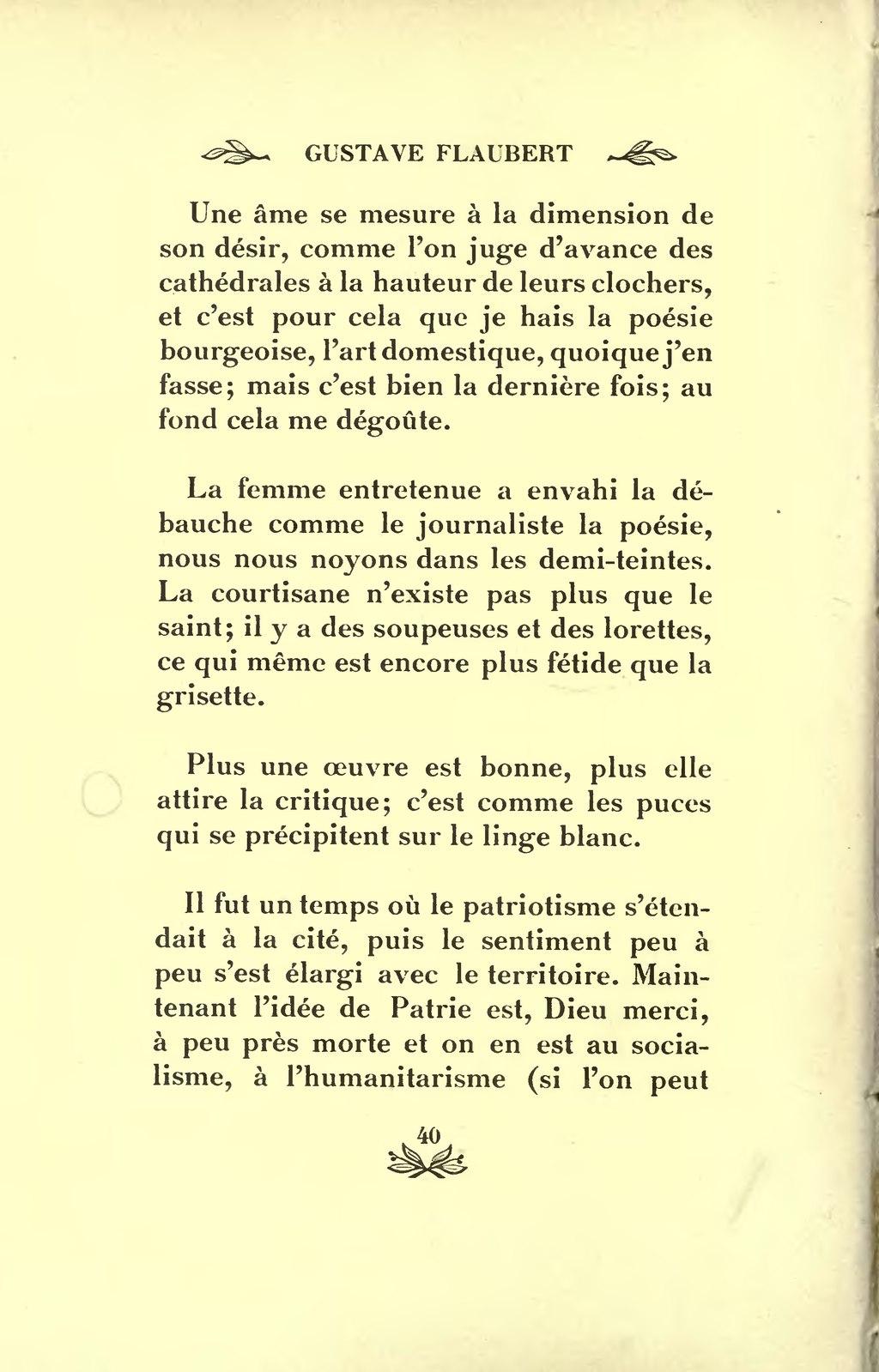 Pagepensées De Gustave Flaubert 1915djvu54 Wikisource