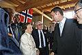 Per og Ruth Waaler med Jens Stoltenberg i Muskoka 2007.jpg