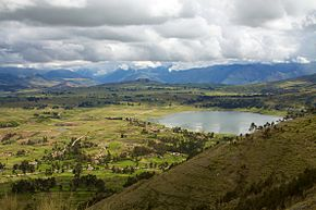 Peru - Cusco Trekking 012 - looking back down the valley (6967949074).jpg