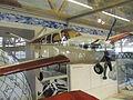 Petőfi Csarnok, Repüléstörténeti kiállítás, Beechcraft V35A modellje.JPG