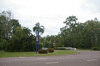 McMillans Road road in Darwin