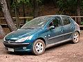 Peugeot 206 1.6 Roland Garros 2002 (11076389973).jpg