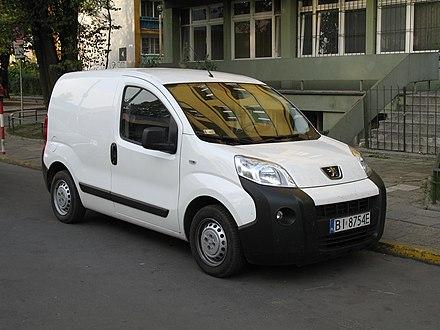 Utilitaire Peugeot Bipper Peugeot Bipper Utilitaire de