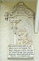 Pfarrkirche hl. Oswald Gasen - gravestone Georgius Christophorus Weizer.jpg