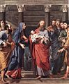 Philippe de Champaigne The Presentation of the Temple.jpg