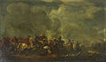 Philips Wouwerman. Poles in the battle against the Swedes.jpg