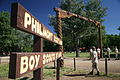 Philmont Scout Ranch gateway sign.jpg