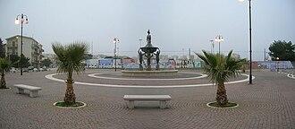 Siponto - Piazza Sant'Andrea