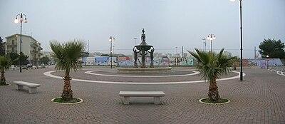 Piazza Falcone - Borsellino.