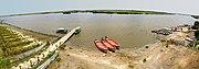 Pichavaram mangrove forest panorama