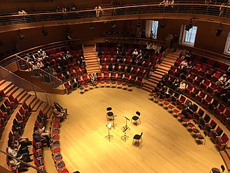 Barenboim–Said Academy - The Pierre Boulez Concert Hall
