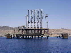 PikiWiki Israel 8153 oil jetty in eilat.jpg