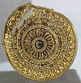 Placche etrusche d'oro con filigrana da collezione falcioni, proven. laziale ma sconosciuta 03.JPG