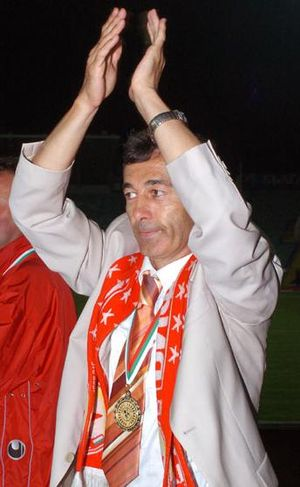 PFC Vidima-Rakovski Sevlievo - Plamen Markov led Vidima to first promotion in 2002–03.