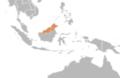 Platerodrilus paradoxus distribution map.png