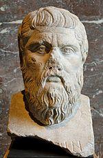 Il ritratto di Platone da Silanio, Louvre