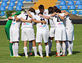 Players of FC Stal Alchevsk 2014-05-27.jpg