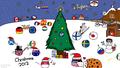 Polandball holiday mayhem.png