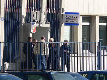 Commissariat de Police.
