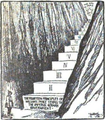 Political Cartoon -- The Fourteen Principles of Wilson's Peace To German Government.png